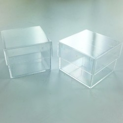 Pack of 10 Plastic boxes