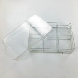 Boîte à 6 compartiments