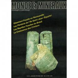 Monde et Minéraux N°28