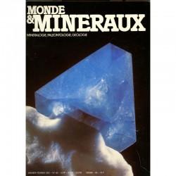 Monde et Minéraux N°40
