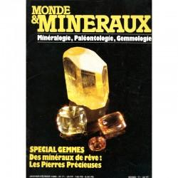 Monde et Minéraux N°71