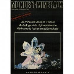 Monde et Minéraux N°29