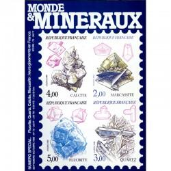 Monde et Minéraux N°75