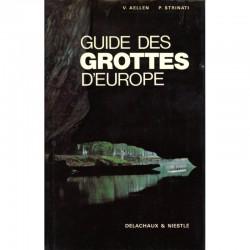 Guide des grottes d'Europe