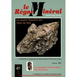 Le Règne Minéral N°45
