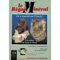 Le Règne Minéral N°59