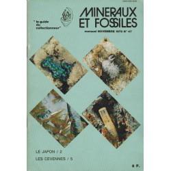 Minéraux & Fossiles N° 47
