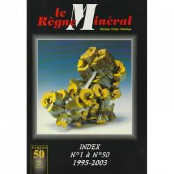 50 Le Règne Minéral