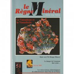 51 Le Règne Minéral
