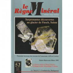52 Le Règne Minéral