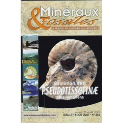 Minéraux & Fossiles N° 362