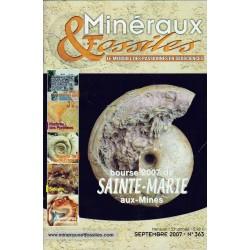 Minéraux & Fossiles N° 363