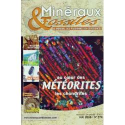Minéraux & Fossiles N° 370
