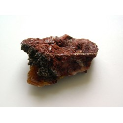 Wulfenite et endlichite