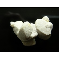 Pseudomorphose, sand-stone