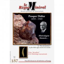 157 Le Règne Minéral