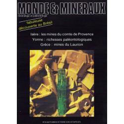 Monde & Minéraux N° : 25