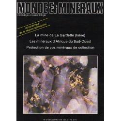 Monde & Minéraux N° : 27