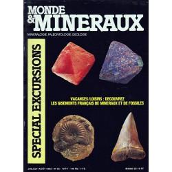 Monde & Minéraux N° 55