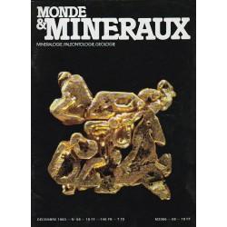 Monde & Minéraux N° 58