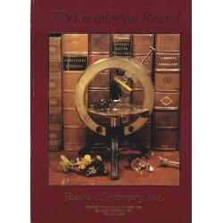 Mineralogical Record, Jan-Feb 1990