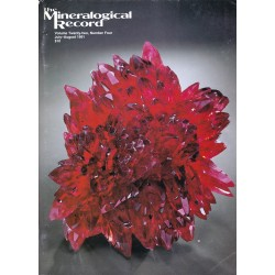 Mineralogical Record, July-August 1991