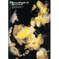 Mineralogical Record, Nov-Dec 1991